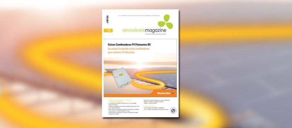 """Assinatura da """"renováveis magazine"""" com desconto na Booki"""