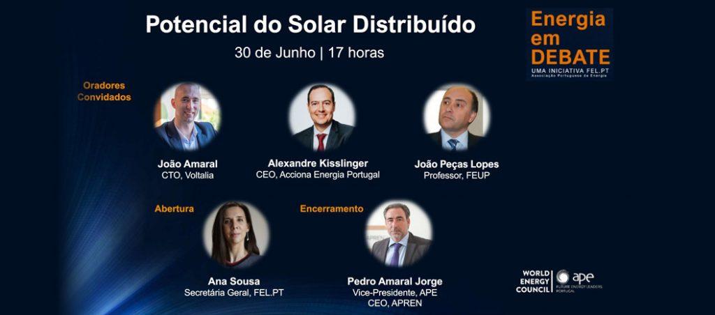 Energia em debate: Potencial do Solar Distribuído