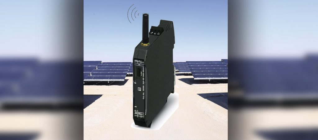 transceiver RAD EE de comunicação sem fios com interface RS485