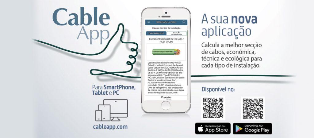 CableApp da Prysmian Group