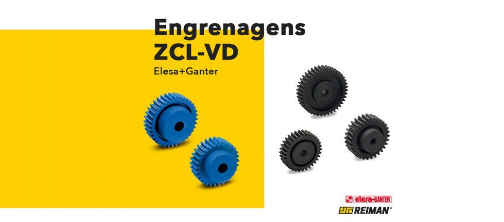 Engrenagens ZCL-VD
