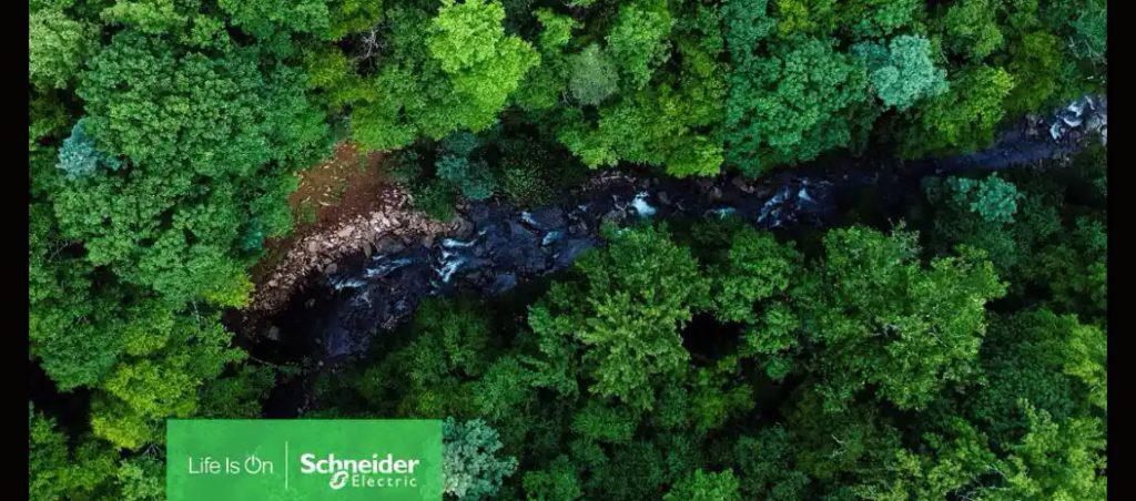 Schneider Electric estabelece compromisso para lutar contra a perda global de biodiversidade