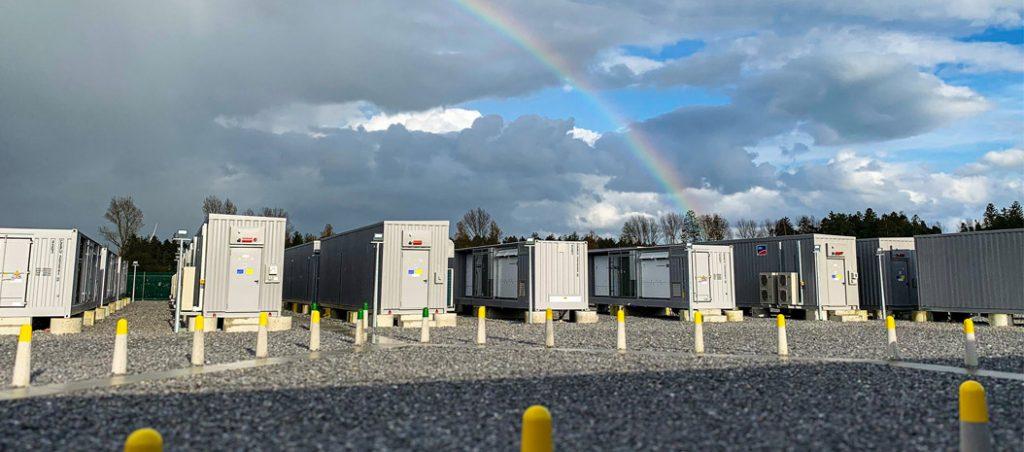 SMA assume operação e manutenção das maiores centrais irlandesas de armazenamento energético