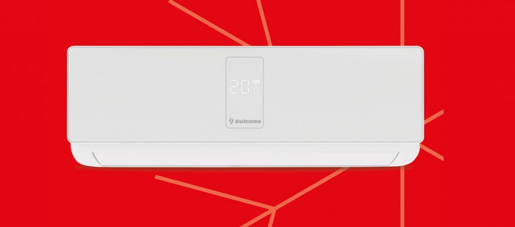 Vulcano lança novas gamas de ar condicionado, Easy Cool e Line Cool