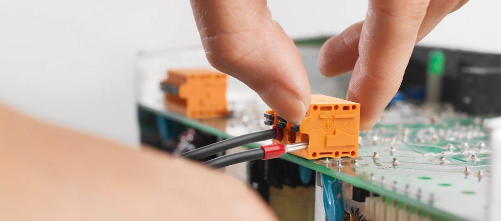 Terminais PCB OMNIMATE Data Ethernet