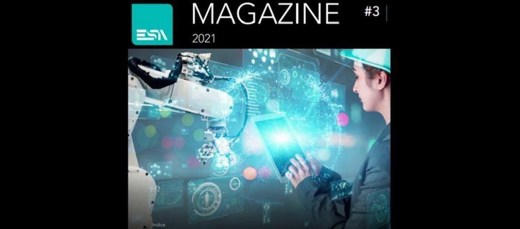 Revista Mensal das novidades da ESA