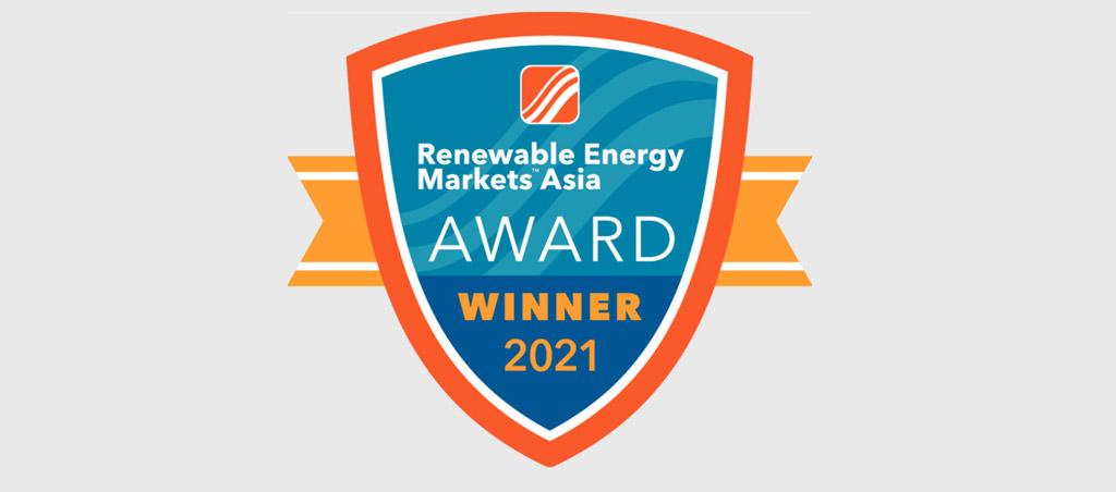Schneider Electric reconhecida pela liderança em energia renovável na Ásia
