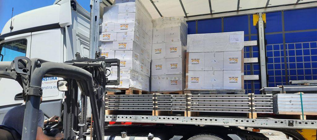 Suministros Orduña, distribuidor Van Der Valk em Espanha e Portugal