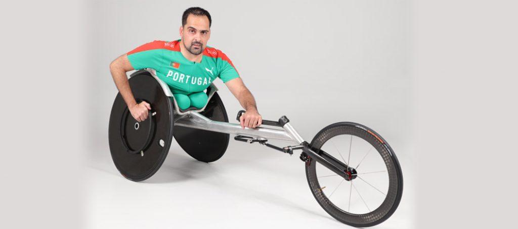 João Correia representa Portugal nos Jogos Paralímpicos com o apoio da Vulcano