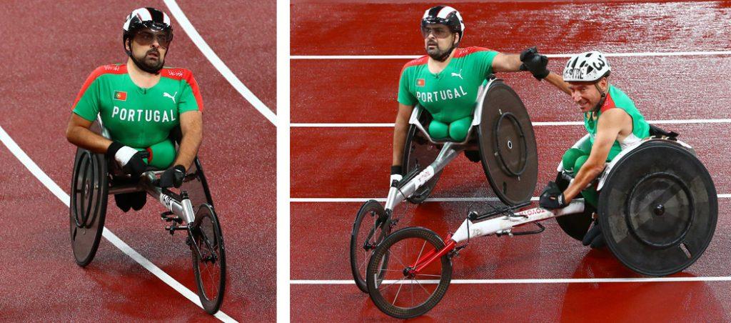 João Correia conquista lugar no Top 6 nos Jogos Paralímpicos de Tóquio